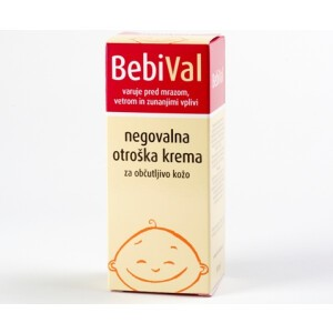 BEBIVAL NEGOV. OTR. KREMA 50ML -0