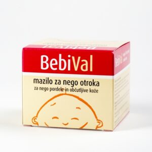 BEBIVAL MAZILO ZA NEGO 50ML -0