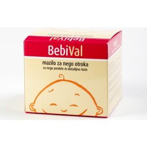 BEBIVAL-MAZILO ZA NEGO OTROKA 150ML -0