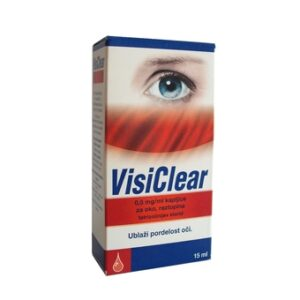 VISICLEAR KAPLJ.15ML -0
