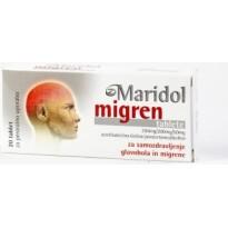 MARIDOL MIGREN TBL 20KOM -0