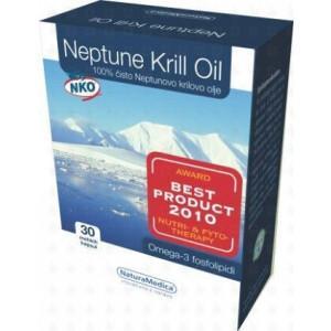 NEPTUNE KRILL OIL KAPSULE 30X NEPT -0