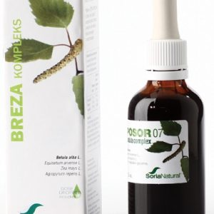 Soria Natural, breza kompleks, kapljice 50 ml -0