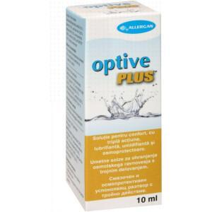 OPTIVE PLUS GTT 10ML -0