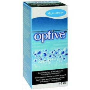 OPTIVE KAP OKO 10ML -0