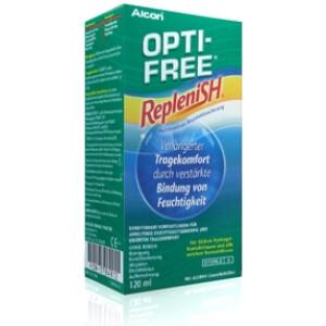 OPTI FREE REPLENISH RZT 90ML ALCO -0