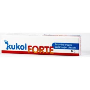 KUKOL FORTE MAZILO PROTI K.O. 6G -0