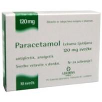 PARACETAMOLI SUPP 10X120MG(200 LEKLJ -0