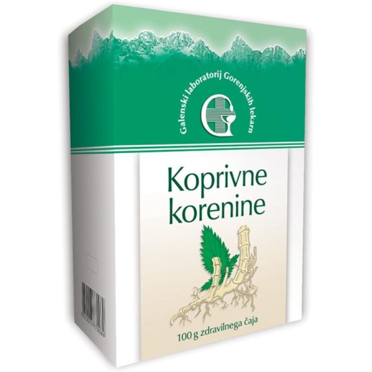 KOPRIVA KORENINE 100G VREČKA -0