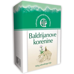 BALDRIJANOVE KORENINE 100G -0