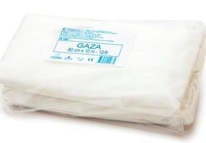 GAZA NESTERILNA 80CMX10M -0