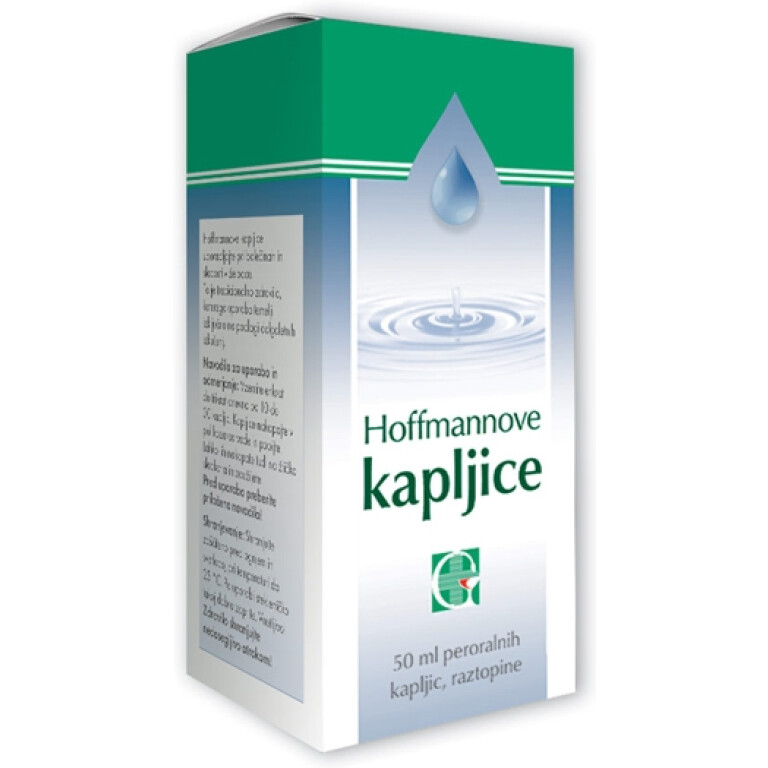 HOFFMANOVE KAPLJ. 50 ML -0