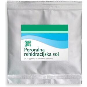 PERORALNA REHIDR. SOL 24,28G GLKR -0