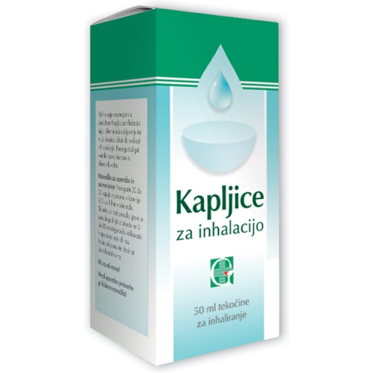 KAPLJICE ZA INHALACIJO 50ML -0