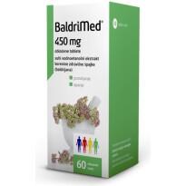 BALDRIMED 450MG 20CPS -0
