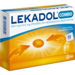 LEKADOL COMBO 500/12,2MG VR 20X LEK -0