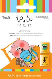 TERMOMETER TO TO TRAXIT A6 MIND -0