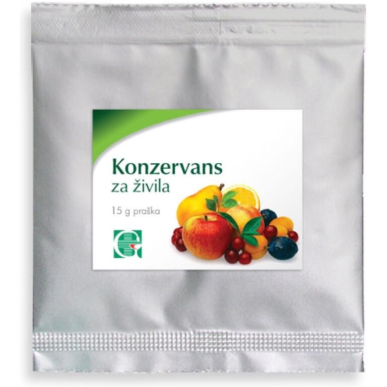 KONZERVANS 15G -0