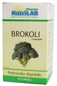 BROKOLI CAPS 90 NUTRILAB -0