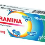 DRAMINA TBL 10X50MG                     -0