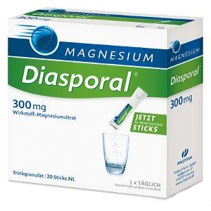 MAGNESIUM DIASP 300MG 50X KLOP -0