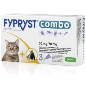 FYPRYST COMBO CAT 1X 0,5 ML KRKA -0