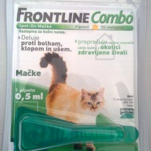FRONTLINE COMBO CAT 10X0,5ML -0