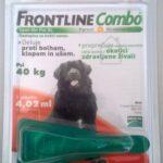 FRONTLINE COMB DOG XL 10X4,02MLMERI     -0