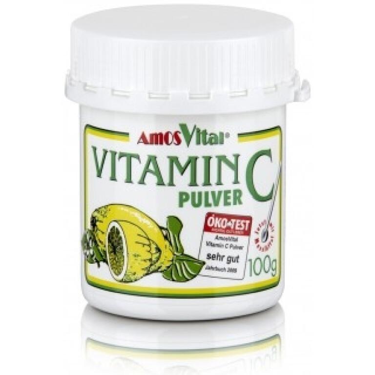 Amos vitamin C v prahu