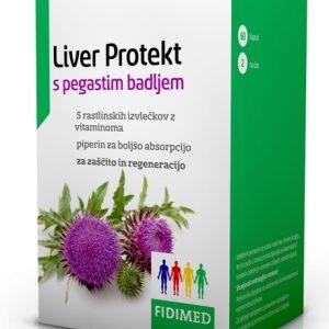 LIVER PROTECT S PEGASTIM B 60CPS -0