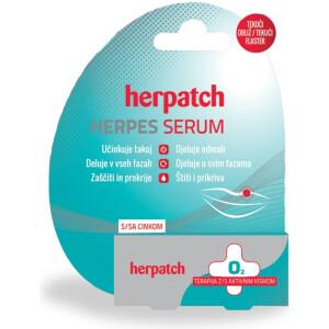 HERPATCH SERUM+ GEL AKTIV K.5ML SYLP -0