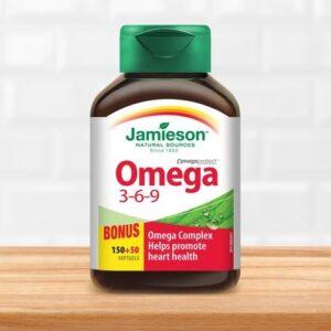 JAMIESON OMEGA 3-6-9 80TBL -0