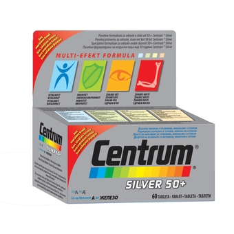 CENTRUM SILV LUTEIN TBL30X 23237WYET    -0