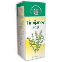 TIMIJANOV SIRUP 150 ML -0