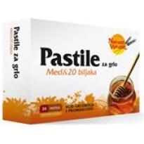 NAT PASTIL GRLO MED & 20 ZEL 24XNATW -0