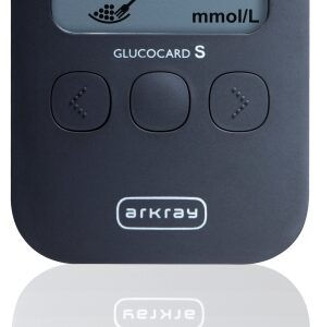Glucocard S Arkray, merilnik ravni glukoze v krvi-0