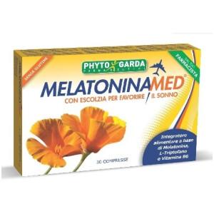 MELATONINAMED TBL 30X PHG -0
