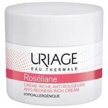 Uriage Roseliane, bogata krema proti rdečici, 40 ml-0