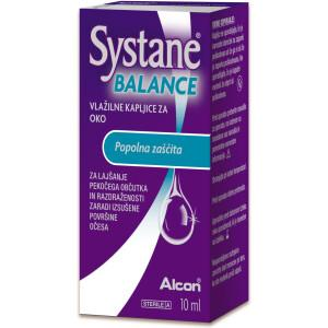 SYSTANE BALANCE 10ML KAP OKO ALCO -0