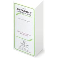 BETADINE 100 mg/ml, dermalna raztopina