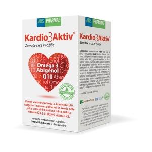 KARDIO3AKTIV KPS MEHKE 30X ARS -0