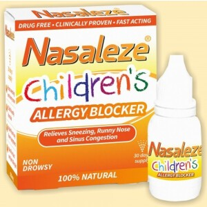 NASALEZE JUNIOR PRŠ NOS 500 MG NASA -0