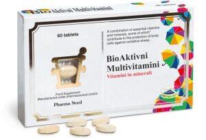 Pharma Nord Bio Aktivni Multivitamini, 60 tablet-0