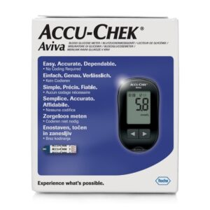 APARAT ACCUCHEK AVIVA KIT -0