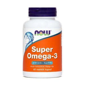 NOW SUPER OMEGA 3 60KPS -0