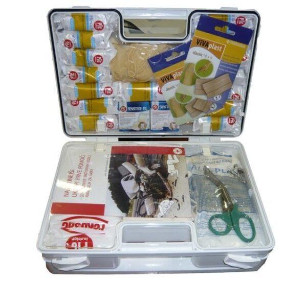 Prolat, rezervna vsebina za omarico za prvo pomoč za podjetja -0