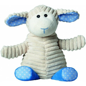 Warmies termofor s sivko, modra ovčka -0