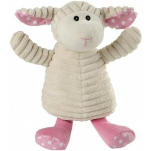 Warmies termofor s sivko, roza ovčka -0