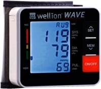 Wellion Wave, zapestni merilnik krvnega tlaka-0