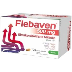 FLEBAVEN 500MG FILM TBL 60X KRKA -0